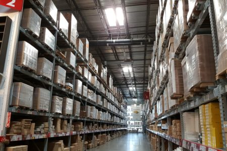 RFID Warehouse Inventory Management